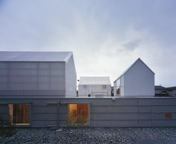 Yo Shimada's House In Yamasaki.