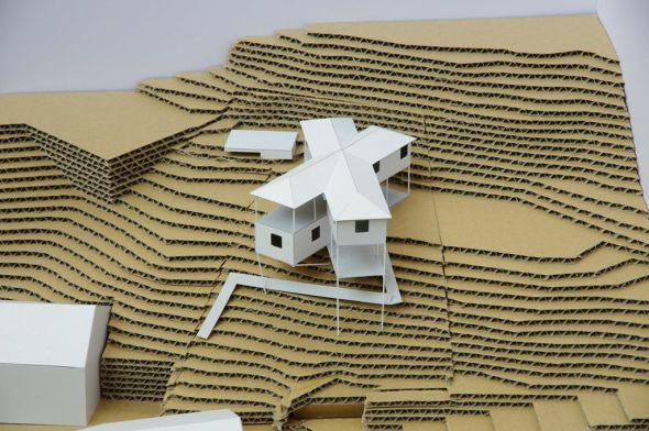 Yo Shimada's X House concept.